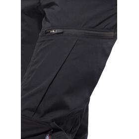 Lundhags Makke Spodnie długie Mężczyźni Regular czarny